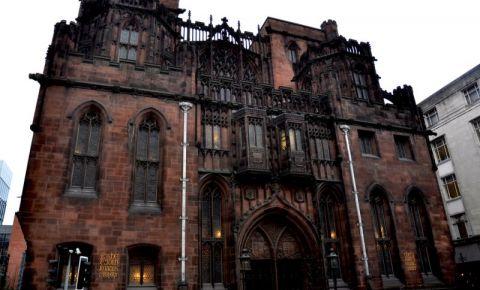 Biblioteca John Rylands din Manchester