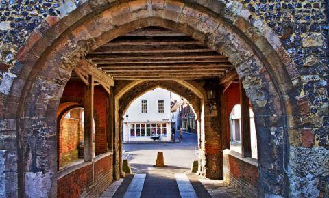 Poarta Regelui din Winchester