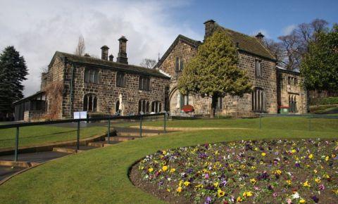 Muzeul Kirkstall Abbey din Leeds