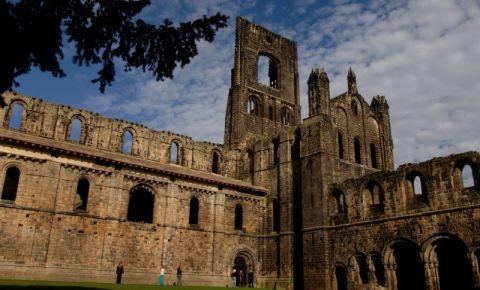 Manastirea Kirkstall din Leeds