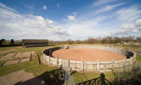 Fortul Roman Lunt din Coventry