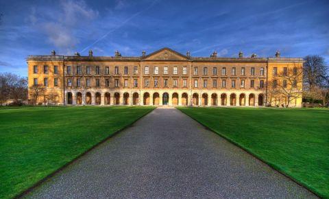 Colegiul Magdalen din Oxford