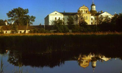 Manastirea Pobrigitsky din Hrodna