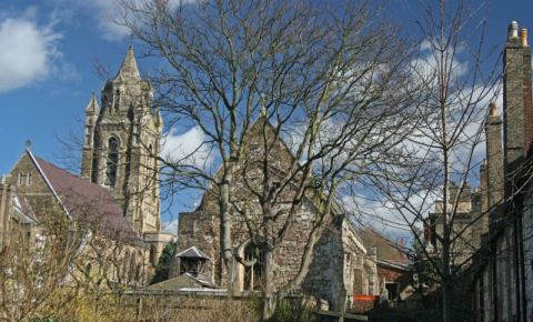 Biserica Sf. Maria Mica din Cambridge