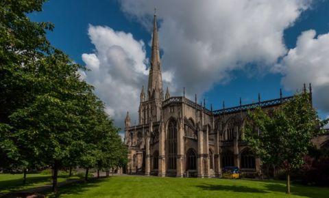 Biserica St. Mary Radcliffe din Bristol