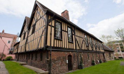 Casa Aventurierilor Negustori din York