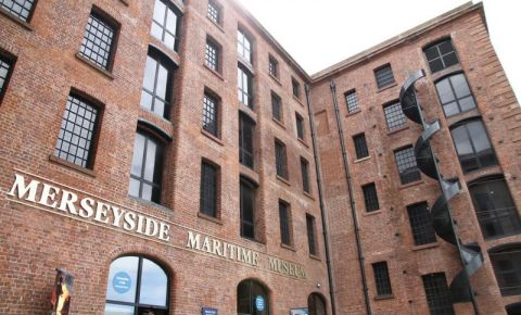 Muzeul Maritim Merseyside din Liverpool