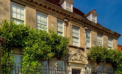 Casa Mompesson din Salisbury