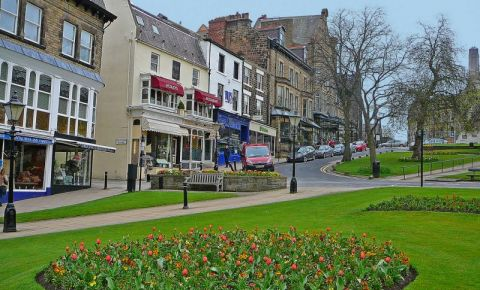 Cartierul Montpellier din Harrogate