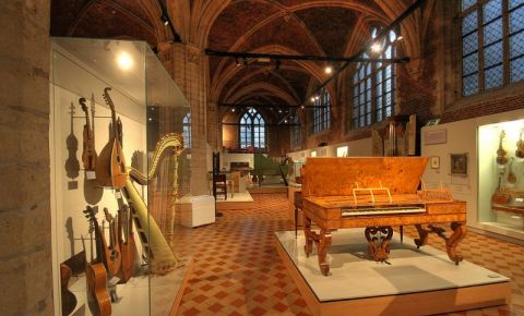 Muzeul Instrumentelor Muzicale din Anvers