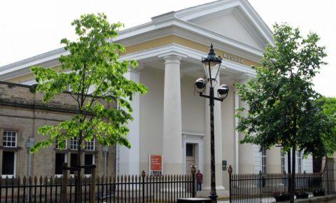 Galeriile de Arta si Muzeul New Walk din Leicester