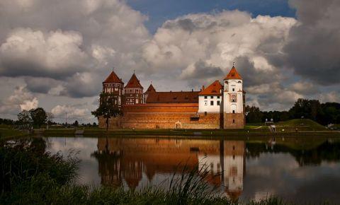 Castelul Nou din Hrodna