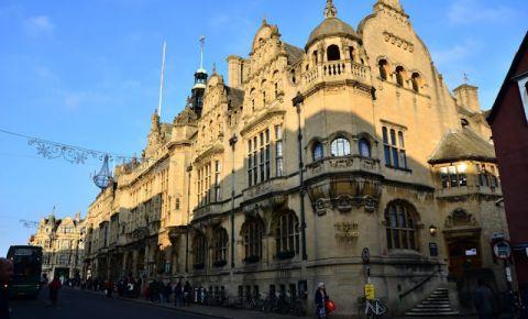 Muzeul Orasului Oxford