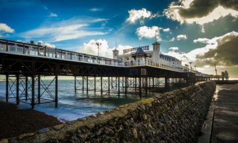 Palatul Pier din Brighton