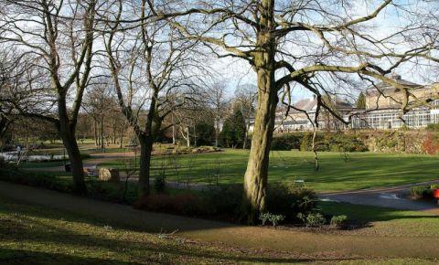 Pavilionul Gardens din Buxton