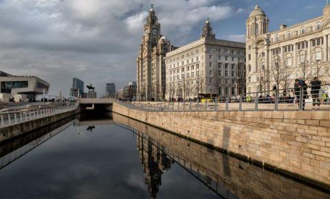 Cele Trei Minuni ale Pier Head din Liverpool