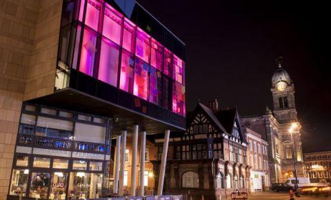 Centrul pentru Arta si Film Quad din Derby