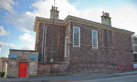 Casa Red Lodge din Bristol