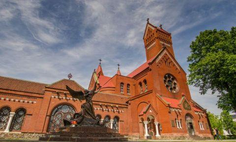 Biserica Sfintilor Simon si Elena din Minsk