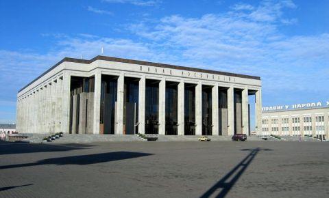 Palatul Republicii din Minsk