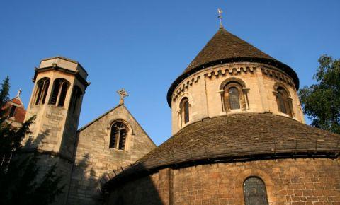 Biserica Sfantului Mormant din Cambridge