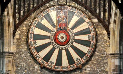 Masa Rotunda a Regelui Arthur din Winchester