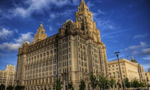 Cladirea Royal Liver din Liverpool