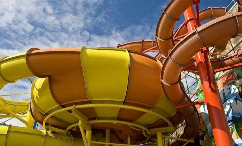 Parcul Acvatic Sandcastle Water Park din Blackpool