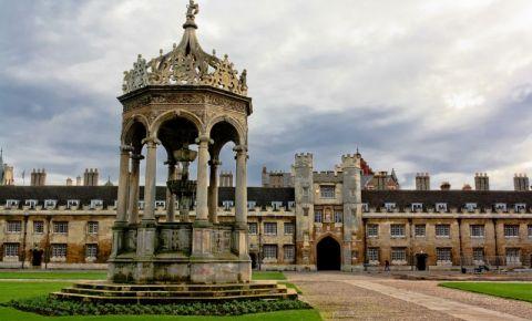 Colegiul Sfanta Treime din Cambridge