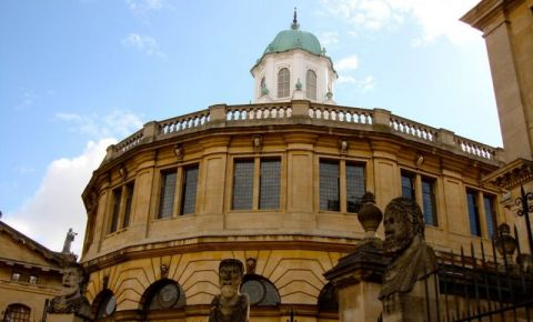 Teatrul Sheldonian din Oxford