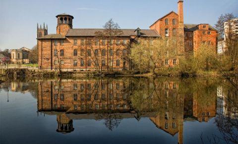 Muzeul Industriei din Derby