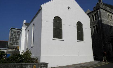Sinagoga din Plymouth
