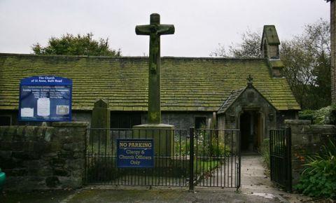 Biserica Sfanta Ana din Buxton