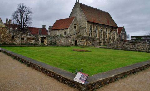 Abatia Sfantului Augustin din Canterbury