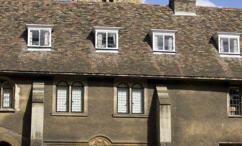 Biserica St Bene't din Cambridge