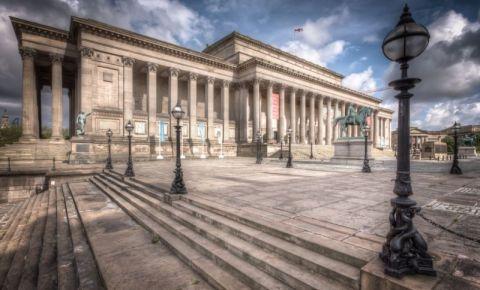 Cladirea St George din Liverpool