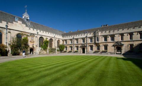 Colegiul St. John din Oxford