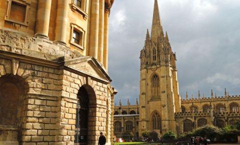Universitatea Bisericii Fecioara Maria din Oxford