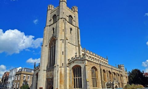 Biserica St. Mary din Cambridge