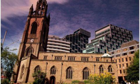 Biserica Sfantul Nicolae si Fecioara Maria din Liverpool
