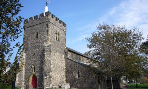 Biserica Sfantului Nicolae din Brighton