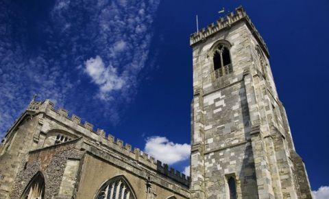 Biserica St. Thomas din Salisbury