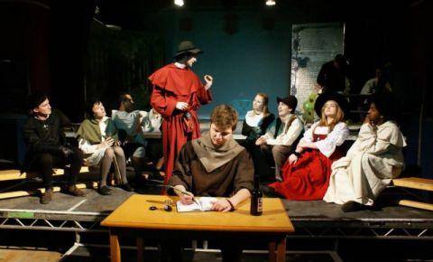 Povestirile din Canterbury