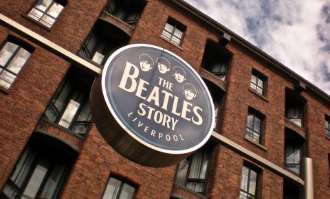 Muzeul Istoriei Beatles din Liverpool