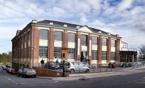 Galeria The Biscuit Factory din Newcastle