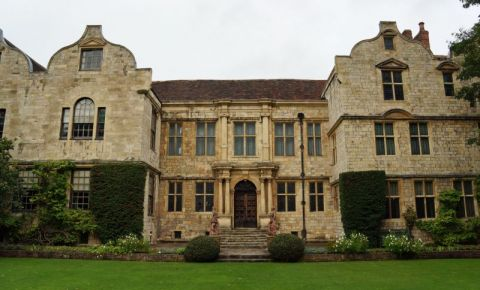 Casa Vistiernicului din York