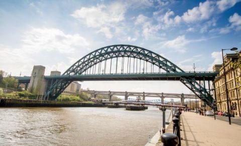 Podul Tyne din Newcastle