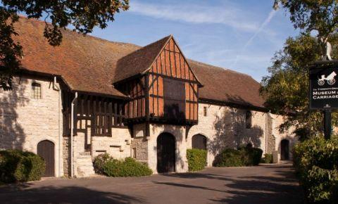 Muzeul Trasurilor lui Tywhitt Drake din Maidstone