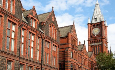 Galeriile de Arta si Muzeul Victoria din Liverpool