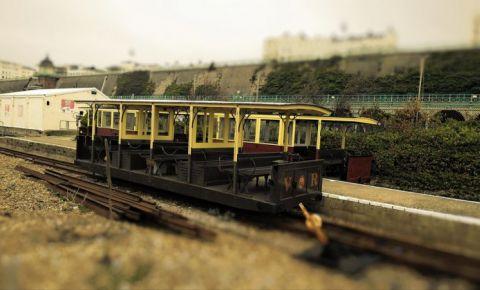 Calea Ferata Electrificata Volk din Brighton